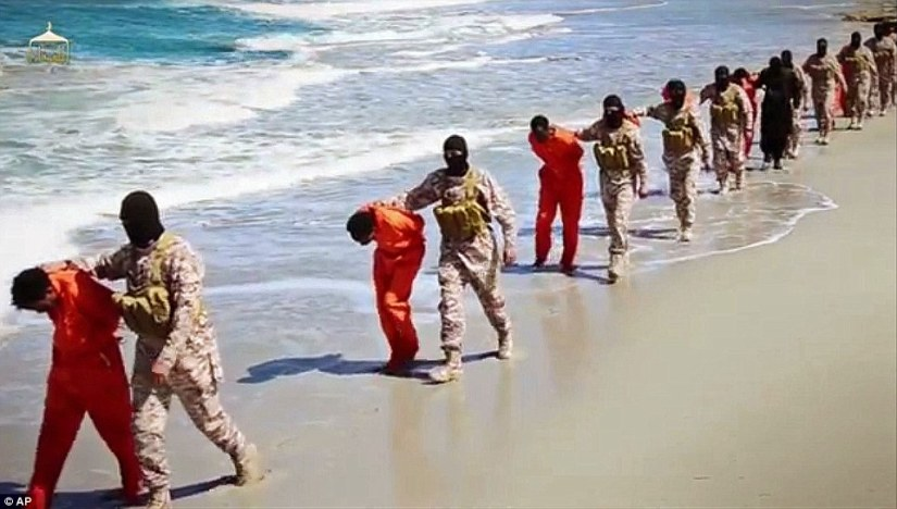 Should we want justice for groups like ISIS and others who persecute and killChristians?